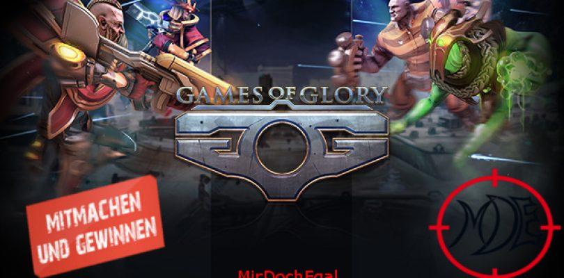 [Beendet] Gewinnspiel: Games of Glory – Wir verschenken 15 Steam-Keys