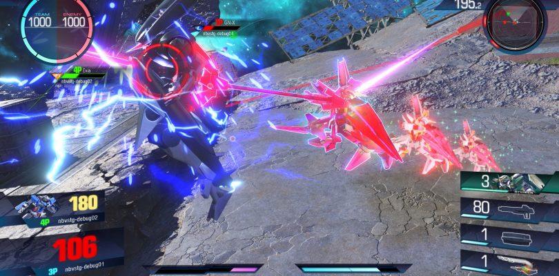 Gundam Versus wird im Herbst 2017 in Europa erscheinen
