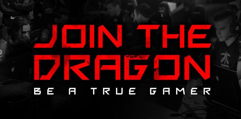 """eSports – """"Join the Dragon""""-Initiative von MSI greift Gamern unter die Arme"""