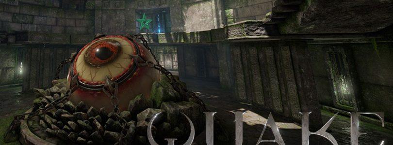 Quake Champions – Juni-Update bringt Bots, Gore und mehr