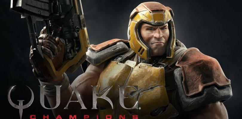 Quake Champions – Fettes Update bringt neuen Champ, neue Map, Ranglistenspiele und mehr