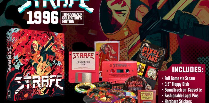 Strafe – Collectors Edition oder auf Vinyl oder als Collectors Box