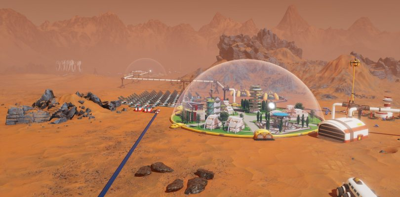 Surviving Mars – Neue Aufbausimulation von Paradox angekündigt