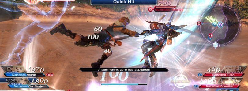 Dissidia Final Fantasy NT – Open Beta startet am 12. Januar