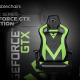 Exklusiv bei Caseking: Epic Gaming-Stuhl im GeForce GTX-Design