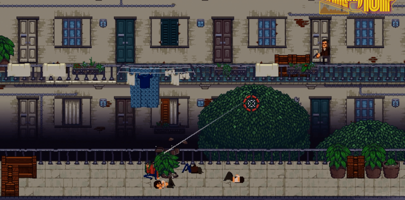 Milanoir – Pixel-Action orientiert sich an der italienischen Mafia