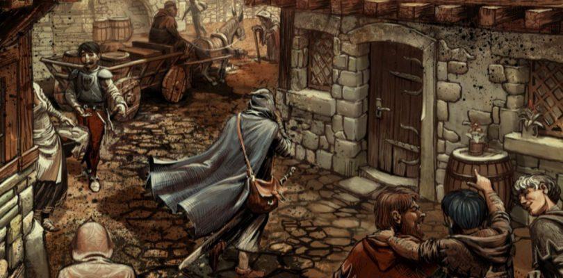 Testcheck: Narborion Saga – Buch trifft Taktik-RPG