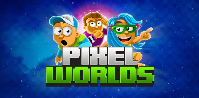 Pixel Worlds – Das Mobile-MMO erscheint mit Crossplay auf PC und MAC