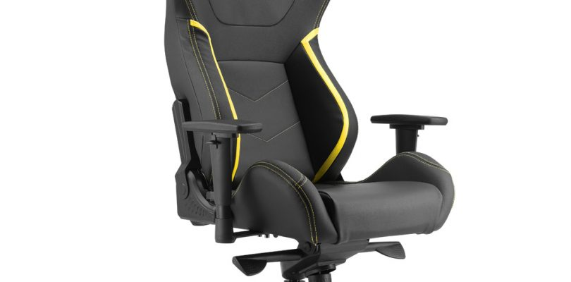 Shark Zone GS10 – Neuer Gaming-Stuhl von Sharkoon