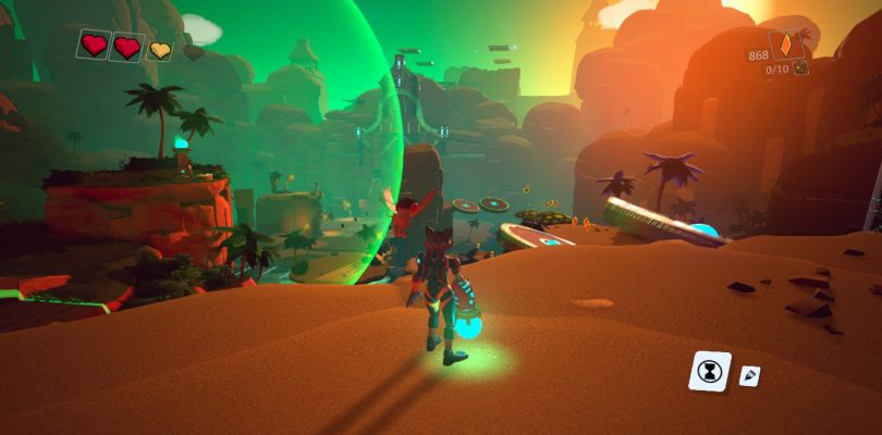 Test – Skylar & Plux: Adventure on Clover Island