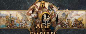 Age of Empires – Definitive Edition erscheint in 4K zum 20igsten Geburtstag