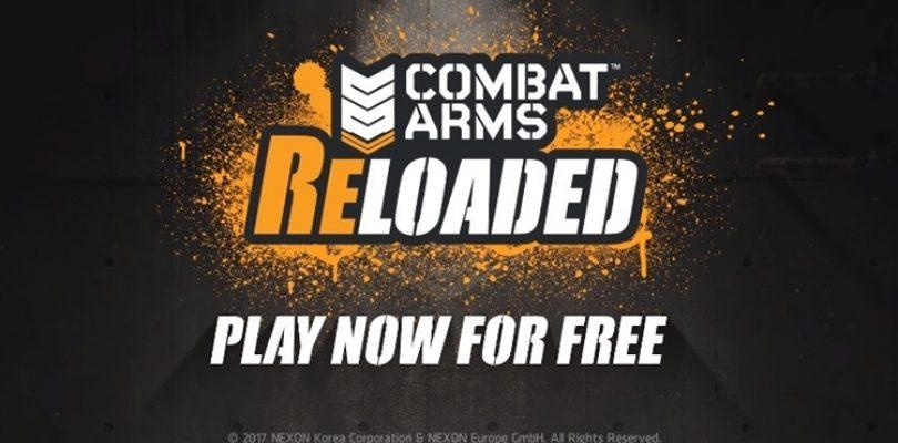 Combat Arms Reloaded – Morgen erscheint das gewaltige Update
