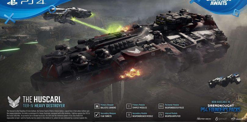 Dreadnought – Havoc-Koop-Modus für die PS4 veröffentlicht