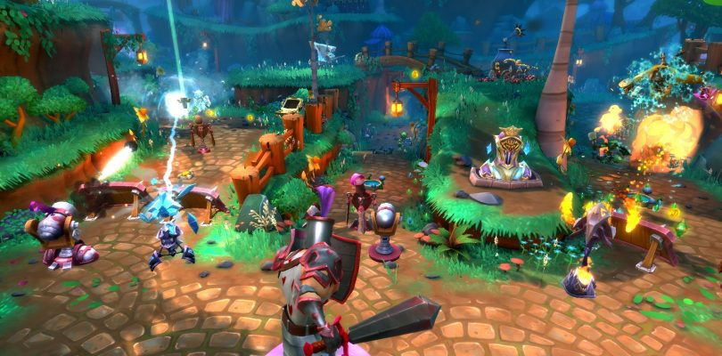 Dungeon Defenders II – Hier ist der Launch-Trailer