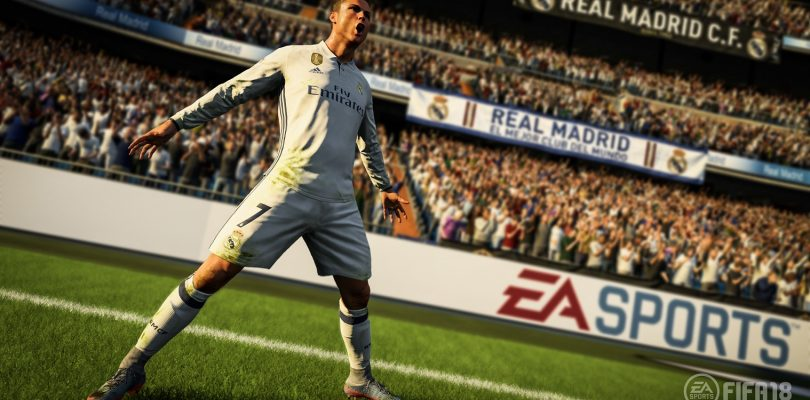 FIFA 18 – Cristiano Ronaldo wird Coverstar, erster Trailer veröffentlicht