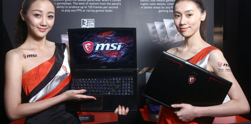Mobile Gaming-Power mit GT75VR-Titan- und GE73VR von MSI