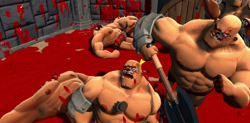 Gorn – VR-Gladiatoren-Gemetzel startet am 10. Juli in den Early Access