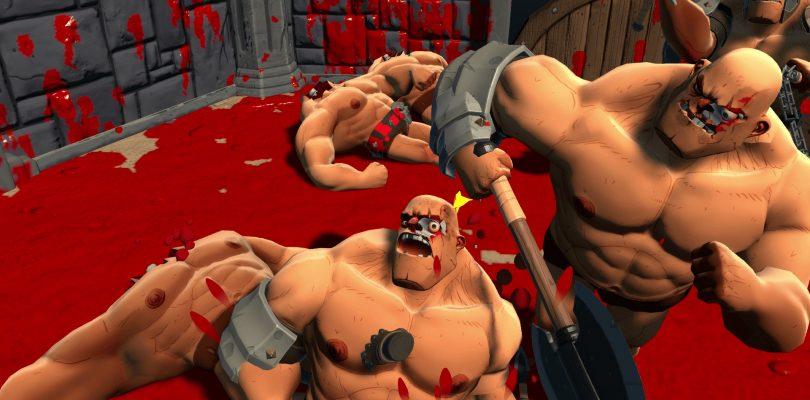 Gorn – VR-Gladiatoren-Gemetzel startet am 10. Juli in den Early Access