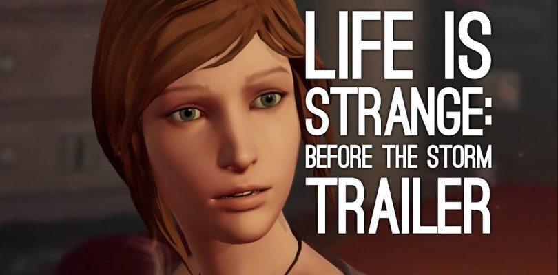 Life is Strange: Before the Storm – Gameplay-Trailer von der gamescom 2017