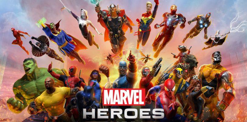 Marvel Heroes Omega – Hier ist der Launch-Trailer