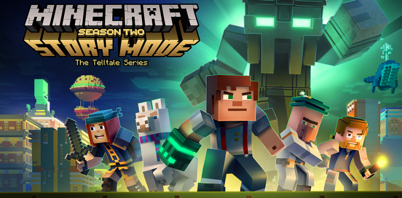 Minecraft: Story Mode – Season 2 startet am 11. Juli