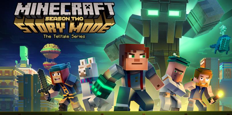 Minecraft Story Mode – Trailer zum Start von Season 2