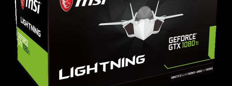 Neue GTX 1080 Ti Lightning Z von MSI mit 11120 MHz