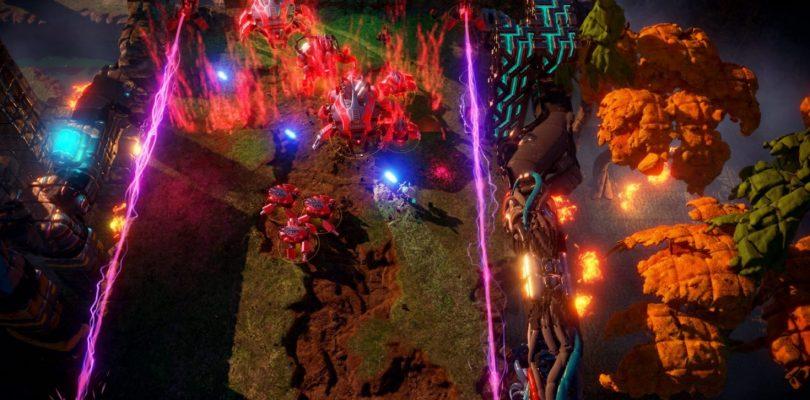 Nex Machina – Ab sofort für PC und PS4 verfügbar