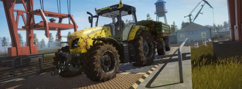 """Pure Farming 2018 – Trailer """"Aller guten Dinge sind drei"""" zeigt die Spielmodi"""