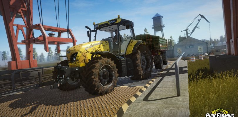 Pure Farming 2018 – Hier ist der Launch-Trailer