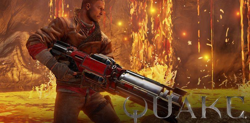 Quake Champions – Offizielle Infos und ein feiner Trailer von der E3 2017