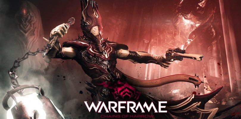 """Warframe – Update """"Ketten des Harrow"""" veröffentlicht"""