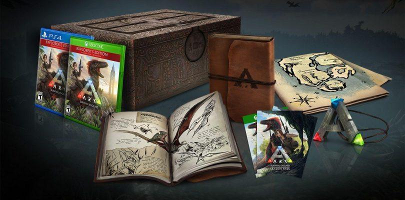 Ark: Survival Evolved – Alle Details zur Veröffentlichung am 08. August