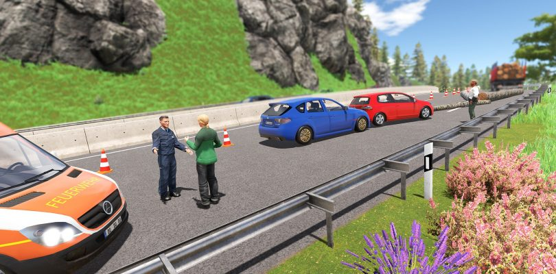 Autobahnpolizei Simulator 2 erscheint am 07. Dezember