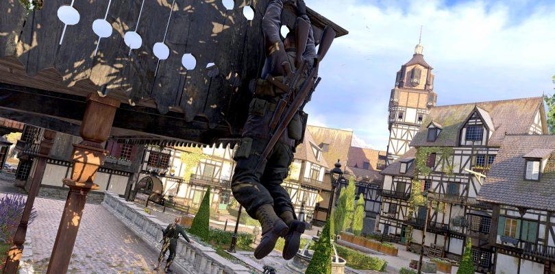 Sniper Elite 4 – Heute erscheint Part 3 von Deathstorm