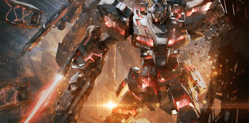 Gundam Versus erscheint am 29. September für die PS4