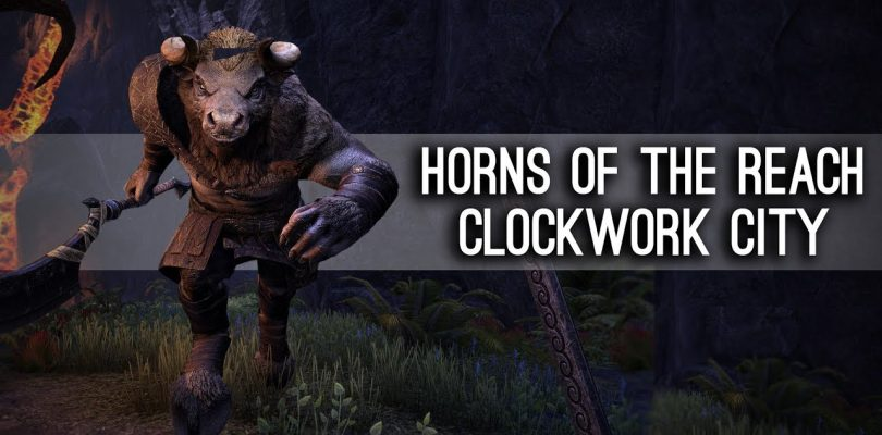 "Elder Scrolls Online – Das steckt in Update 15 und im DLC ""Horns of the Reach"""