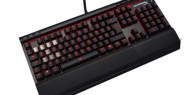 """HyperX – Zwei neue Gaming-Tastaturen """"Alloy FPS Pro"""" und """"Alloy Elite"""" vorgestellt"""