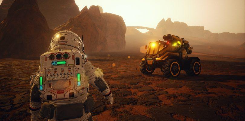 JCB Pioneer: Mars startet am 31. August in den Early Access