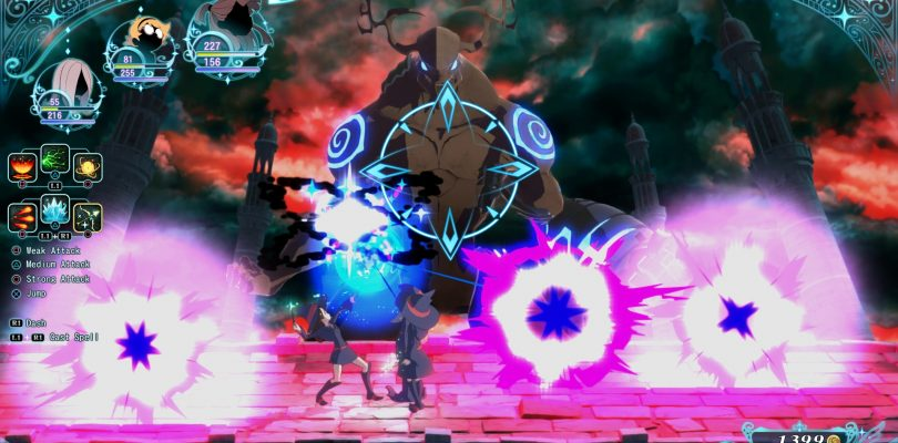 Little Witch Academia: Chamber of Time – Hier ist der Story-Trailer