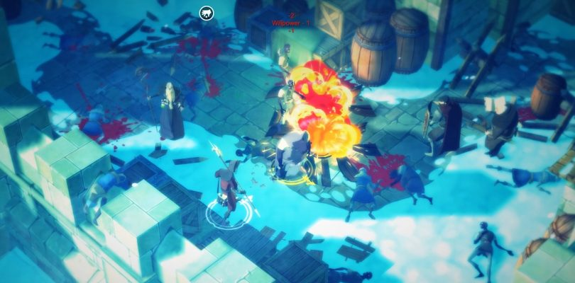 Sword Legacy: Omen – Team17 steigt als Publisher in den Ring