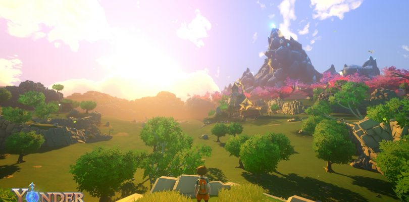 Yonder: The Cloud Catcher Chronicles kommt für die PS4 in den Handel