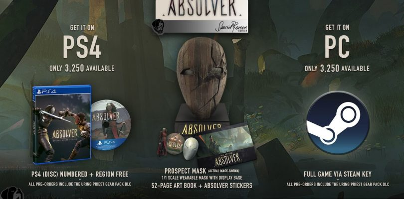 Absolver – Das steckt in der Collectors Edition