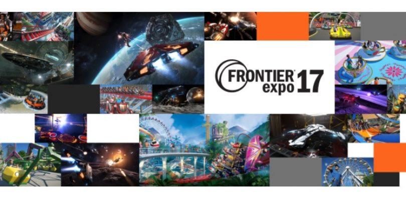 Frontier Expo 2017 mit Elite Dangerous und Planet Coaster angekündigt