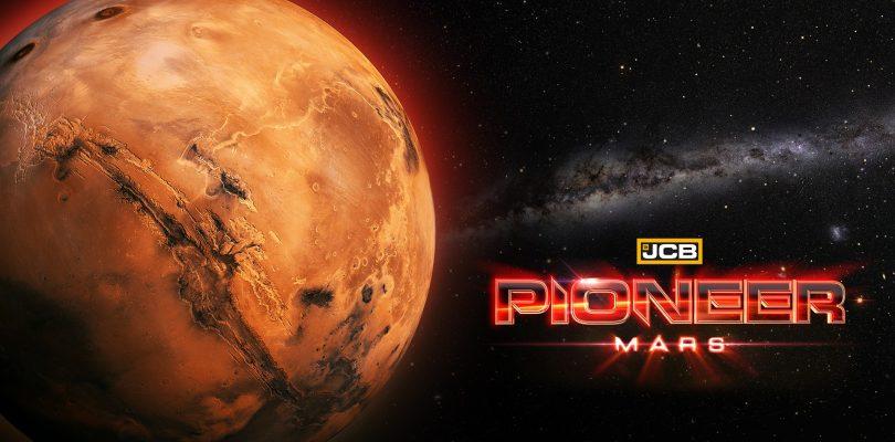 JCB Pioneer: Mars – Neues Survival-Sandbox-Game angekündigt