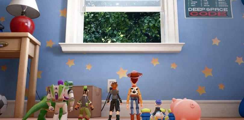 "Kingdom Hearts 3 – ""Toy Story"" als Spielwelt enthüllt"