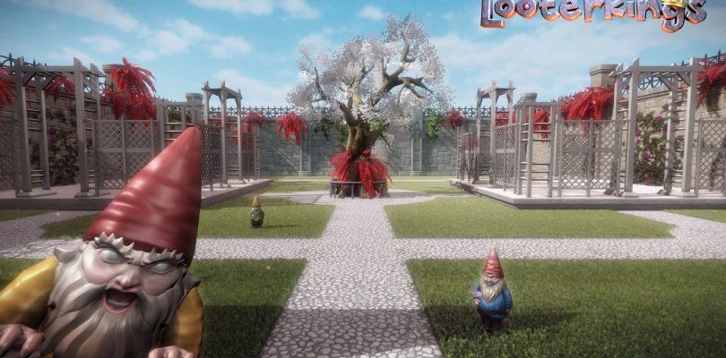 Looterkings – Coop-Dungeon-Crawler mit bis zu vier Spielern
