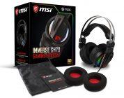Neues Gaming Headset GH70 von MSI vorgestellt
