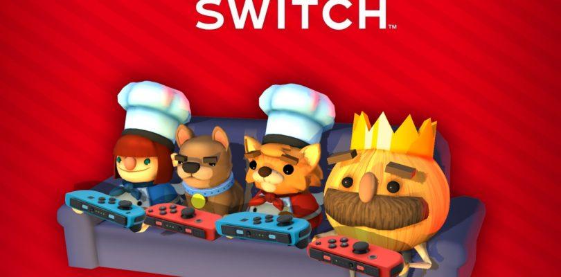 Overcooked erscheint als Special Edition für die Nintendo Switch