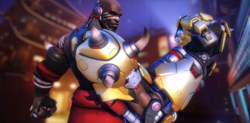 """Overwatch – Der neue Held """"Doomfist"""" ist ab sofort verfügbar"""